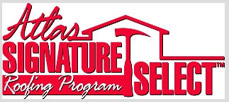 Atlas Signature Select Roofing Program