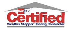 All Season Roofing and Remodeling is a GAF Certified Weather Stopper Roofing Contractor